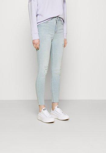 IVY - Skinny džíny - light-blue denim