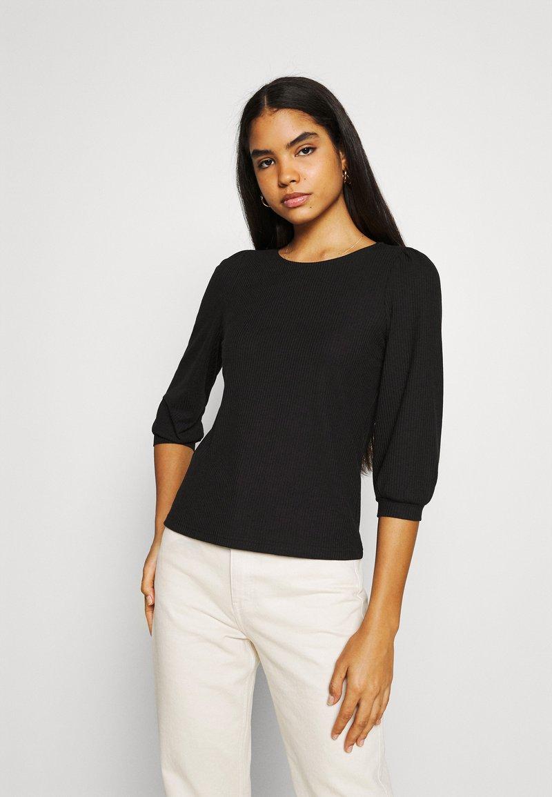 Vero Moda - VMFRANCA - Long sleeved top - black
