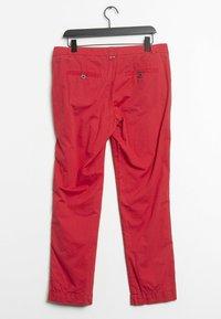 zero - Trousers - red - 1