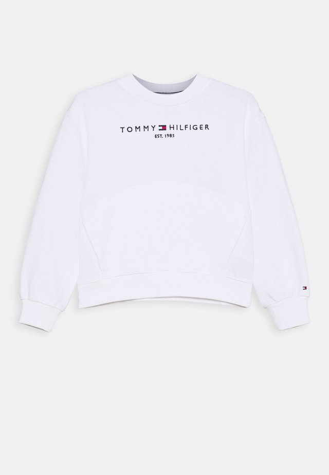 ESSENTIAL  - Sweatshirt - white
