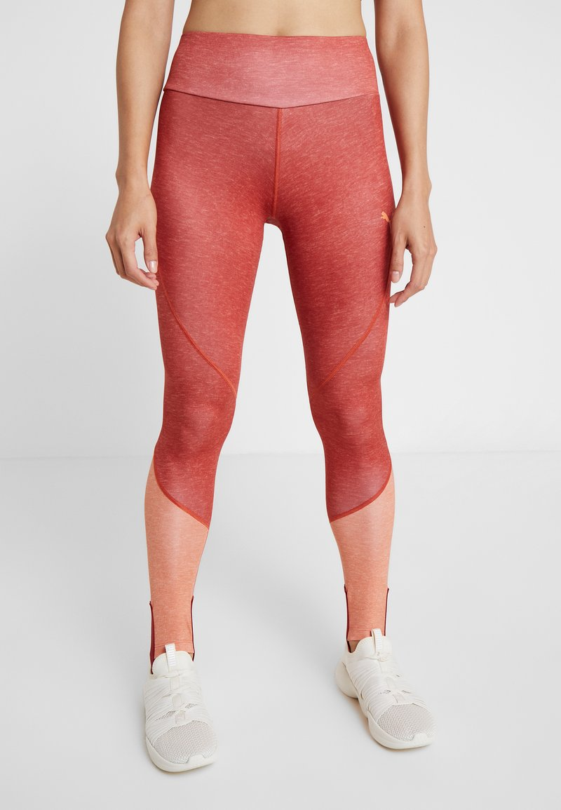 Puma - HIGH WAIST LEGGINGS - Tights - bossa nova