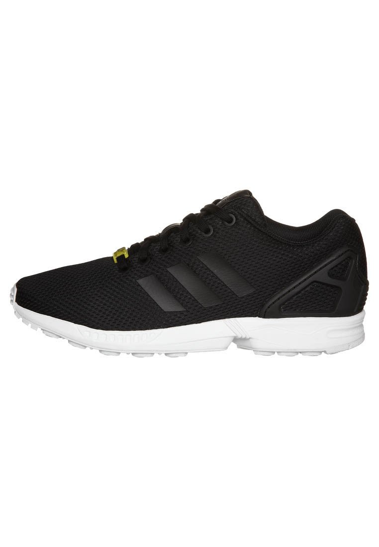 adidas Originals - ZX FLUX - Zapatillas - black1/black1/wht