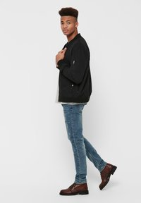 Only & Sons - ONSJACK  - Giubbotto Bomber - black - 2