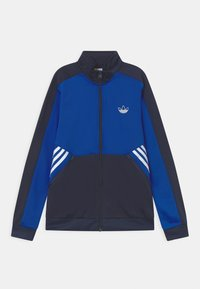 adidas Originals - COLOURBLOCK UNISEX - Verryttelytakki - team royal blue/legend ink - 0