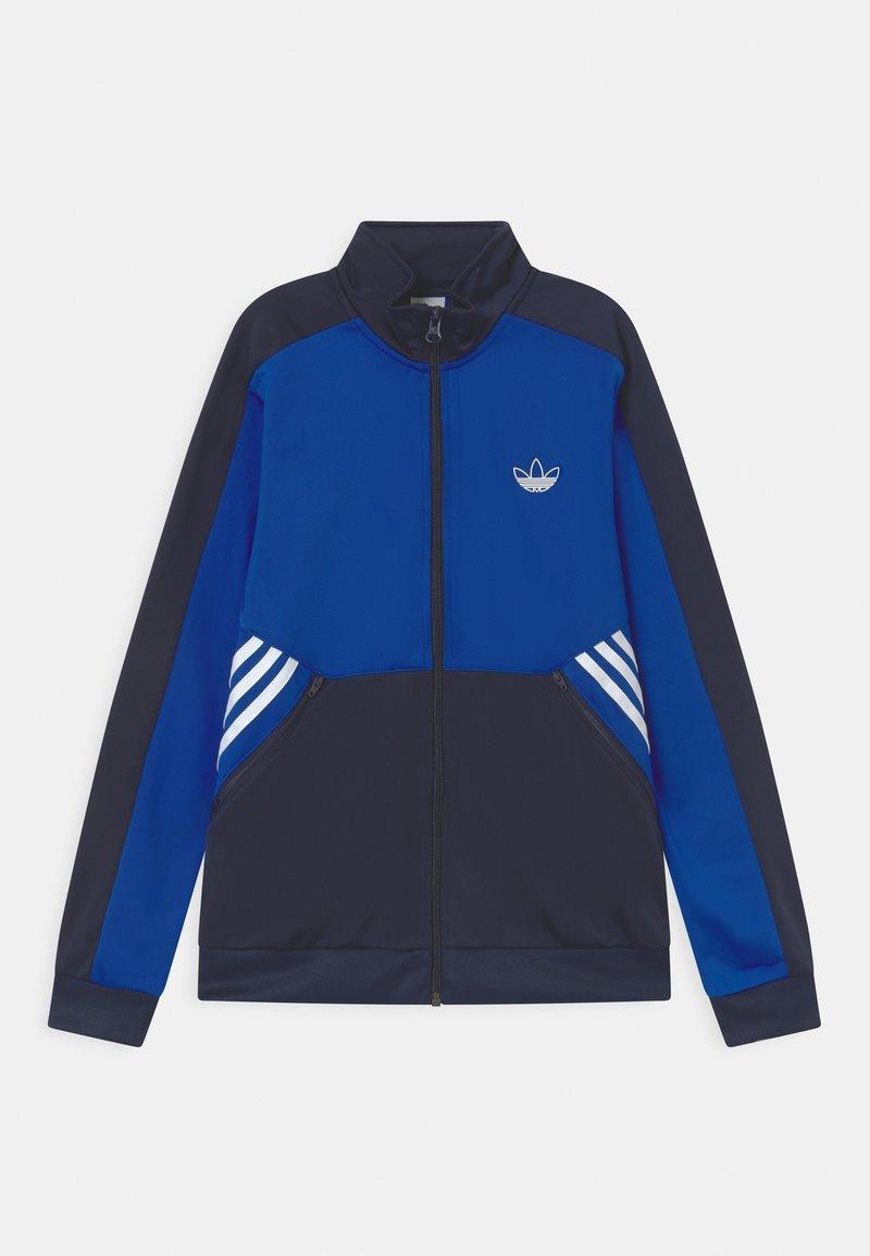 adidas Originals - COLOURBLOCK UNISEX - Verryttelytakki - team royal blue/legend ink