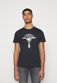 JOOP! - ALERIO - Print T-shirt - dark blue - 0
