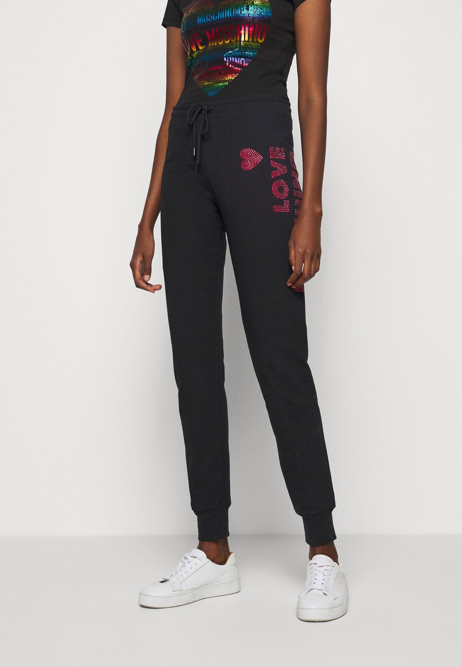 High-Quality Cheap Women's Clothing Love Moschino Tracksuit bottoms black ZyH2J2dJH