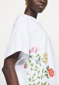 Vivetta - DRESS - Jersey dress - bianco ottico - 4