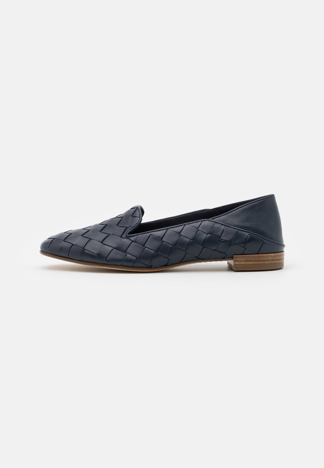 BRAIDY - Slippers - blue