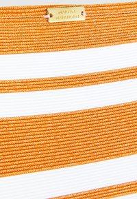 Maryan Mehlhorn - COPERNICA  SET - Bikiny - white/copper - 6