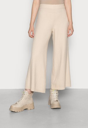 VIMESINA CULOTTE PANTS - Bukse - birch