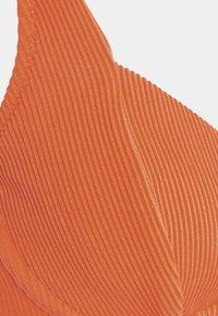 Rhythm - PALM SPRINGS PANELLED UNDERWIRE  - Bikini top - salamander - 3