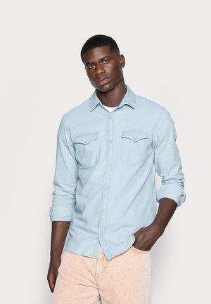 JJESHERIDAN  - Overhemd - light blue denim