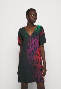 Just Cavalli - Denní šaty - multicolor variant - 0