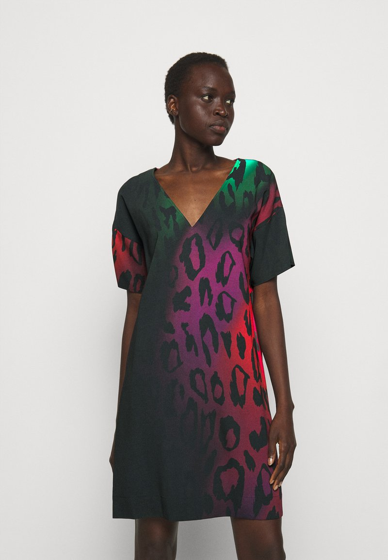 Just Cavalli - Denní šaty - multicolor variant