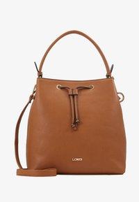 L. CREDI - EBONY - Handbag - cognac - 1