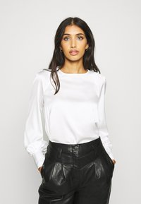 River Island - Blouse - ivory - 0