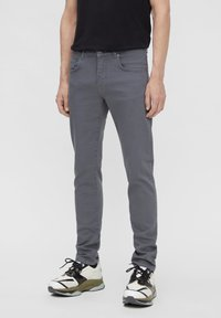 J.LINDEBERG - JAY SOLID STRETCH - Slim fit jeans - dark grey - 0