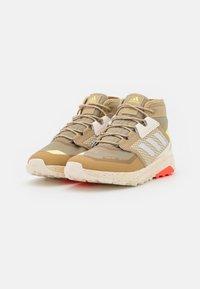 adidas Performance - TERREX TRAILMAKER - Hiking shoes - beige tone/crystal white/white - 1