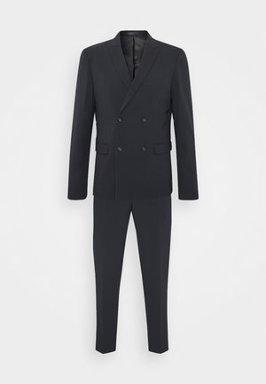 DOUBLE BREASTED SUIT - SLIM FIT - Oblek - navy