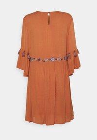 YAS - YASCHELLA TUNIC  - Day dress - autumn leaf - 1