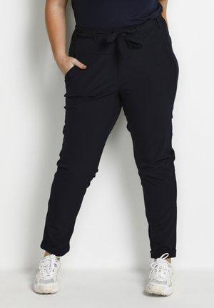 Trousers - midnight marine
