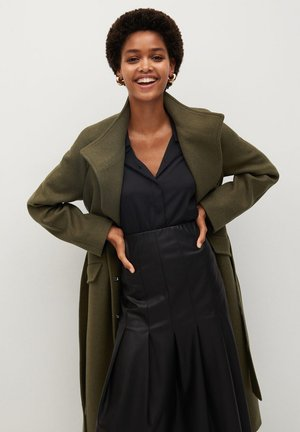 VENUS - Classic coat - khaki