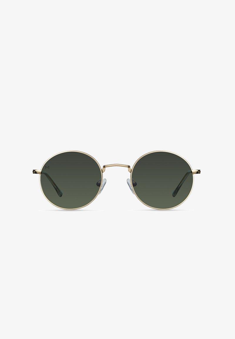 Meller - KENDI - Sunglasses - gold olive