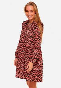 Noella - Shirt dress - rose print - 0