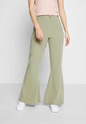 RACHIE TROUSER - Pantalones - sage