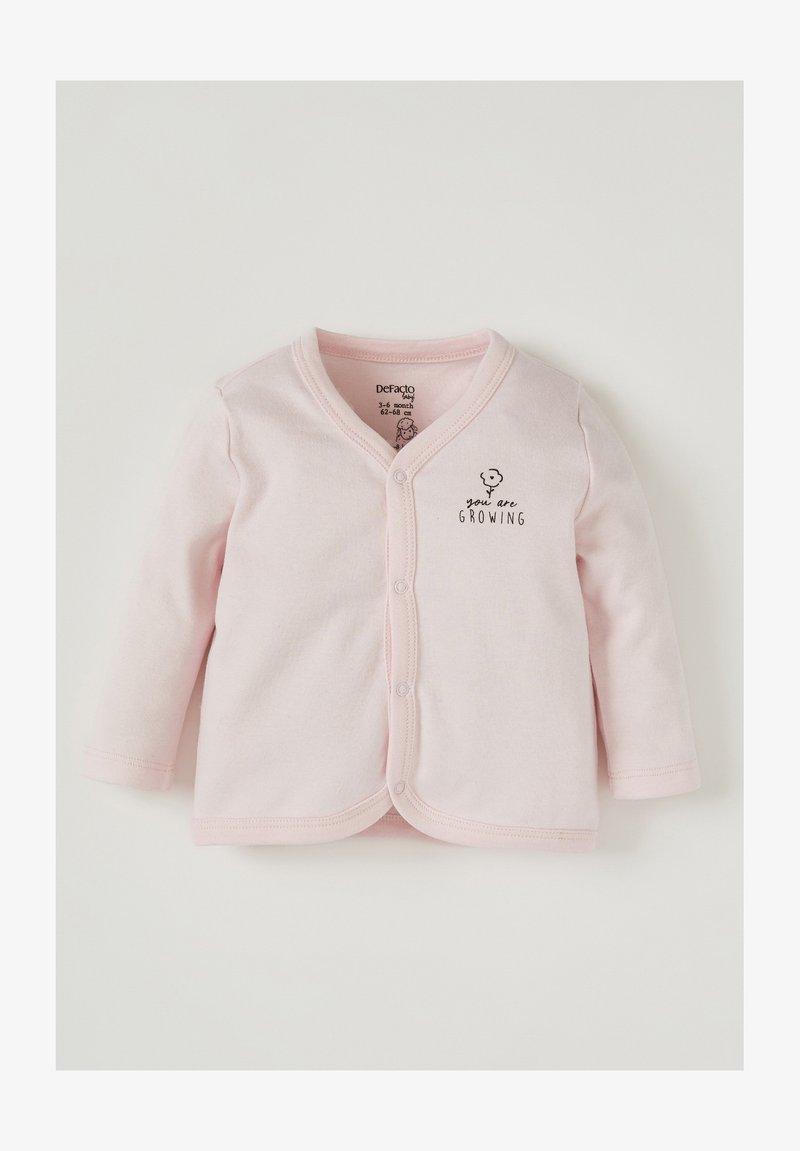 DeFacto - Cardigan - pink