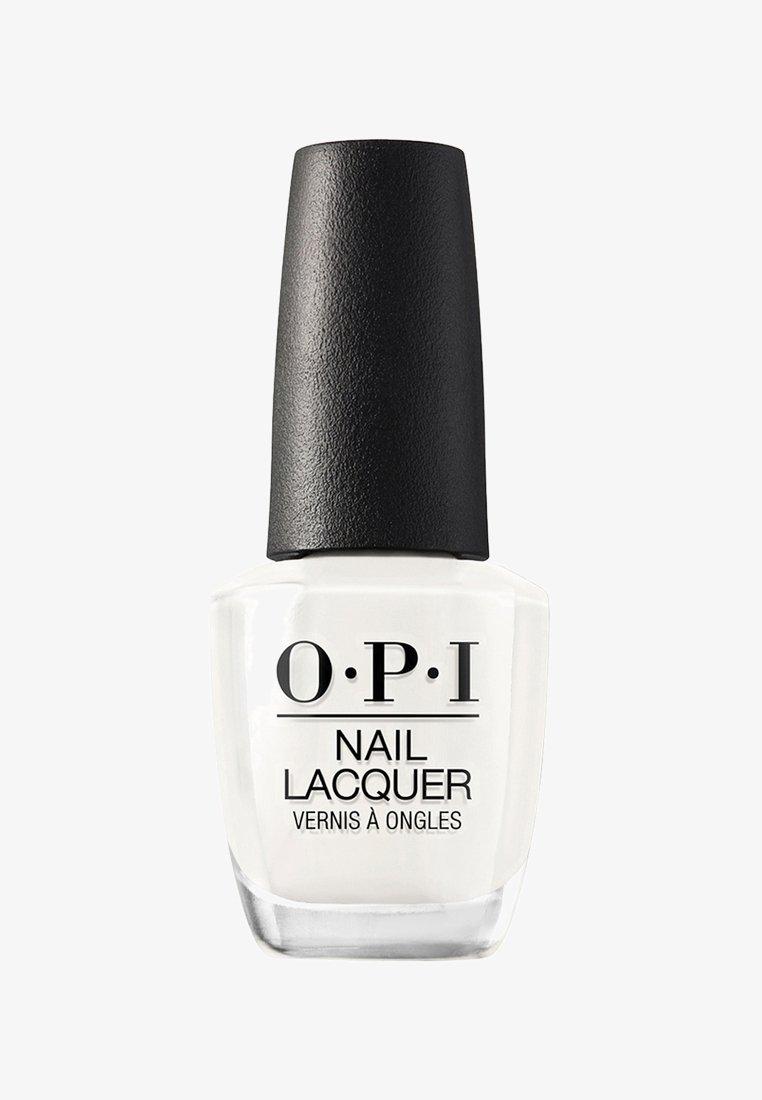 OPI - NAIL LACQUER - Nail polish - nlh 22 funny bunny