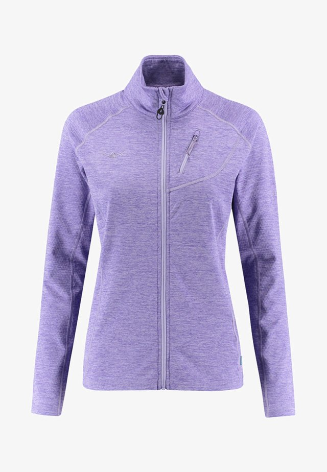 TUULI - Fleece jacket - lilac