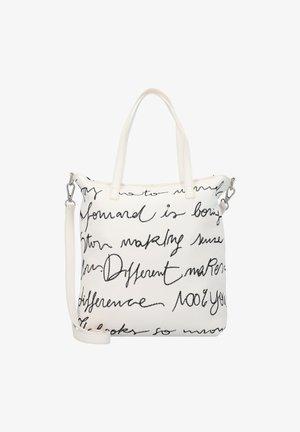 NERIMA - Handbag - blanco