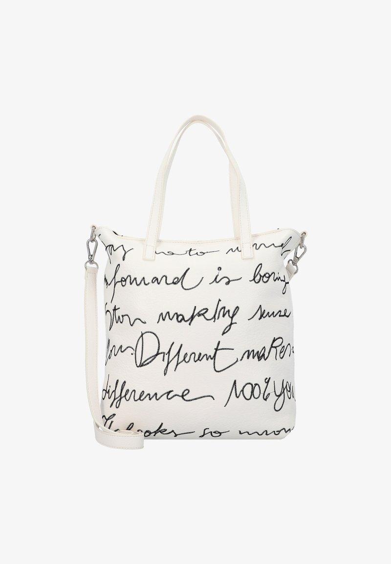 Desigual - NERIMA - Handbag - blanco