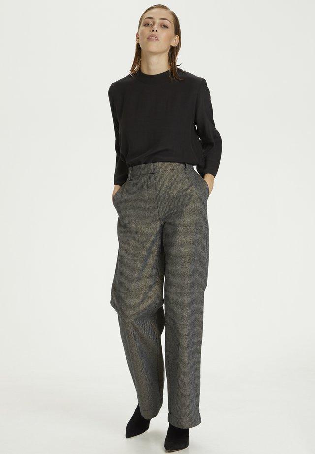 DHGIGI  - Pantaloni - black