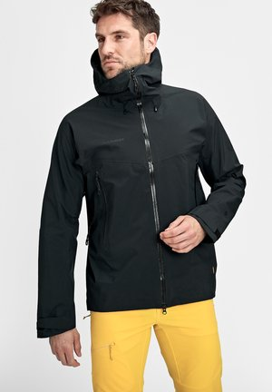CRATER PRO - Waterproof jacket - black