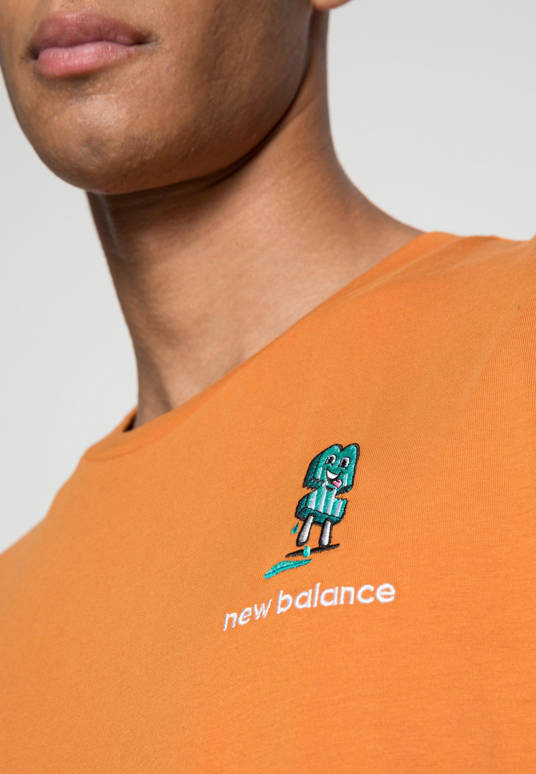 Homme ATHLETICS MINIMIZE TEE - T-shirt basique