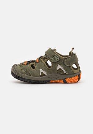 HAIK UNISEX - Walking sandals - green