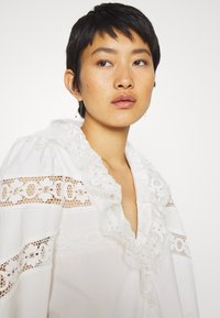 Cras - LOUISECRAS - Button-down blouse - white - 4