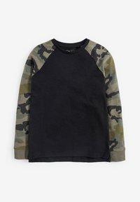 Next - 3 PACK - Long sleeved top - black - 1