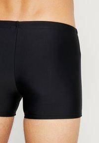 Arena - SLINKY SHORT - Swimming trunks - black - 1