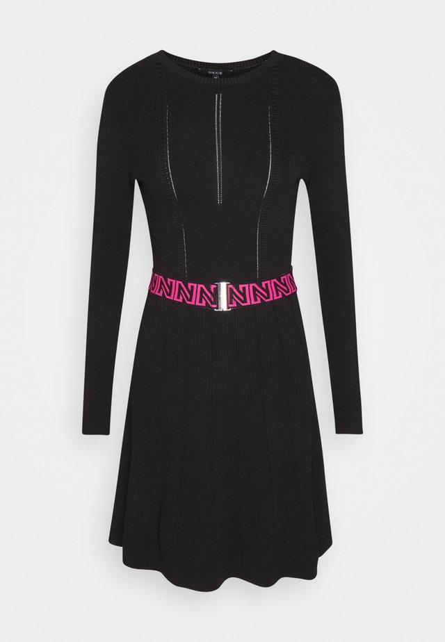 KINA DRESS - Vestito estivo - black