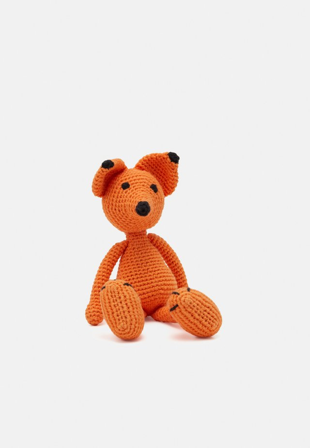 FUCHS - Knuffel - orange