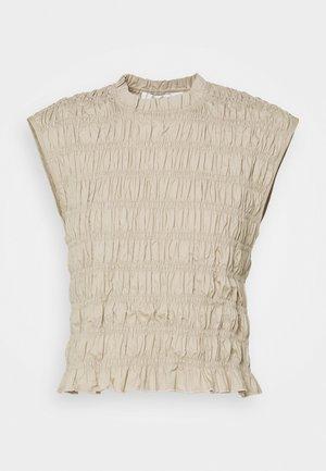 Blouse - pure cashmere