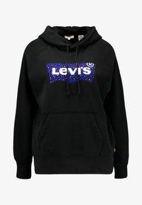 Levi's® - GRAPHIC HOODIE - Hoodie - meteorite - 3