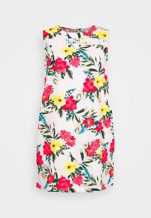 TRIM SHIFT DRESS - Kjole - multicoloured