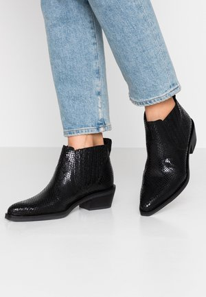 EMMA - Ankle boots - black