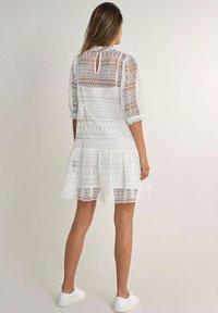 Salsa - Day dress - weiß_0001 - 1