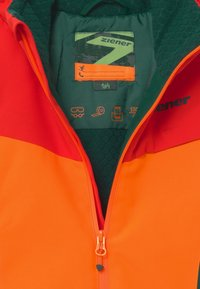 Ziener - ATLA JUN - Laskettelutakki - spruce green - 2
